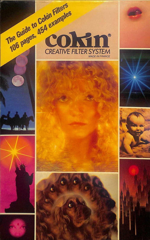 1982 Cokin filter guidebook